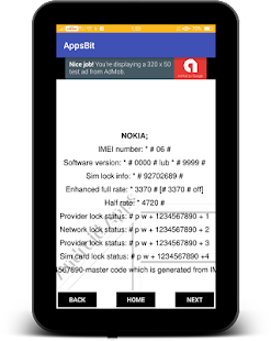 All Mobile Secret Code Latest(Mobile Master Codes) for PC-Windows 7,8,10 and Mac apk screenshot 20