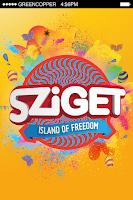 Screenshot of Sziget Festival