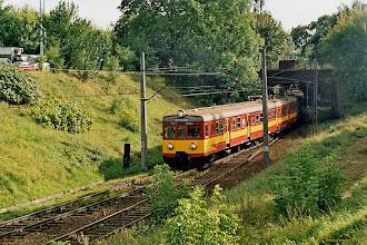 Photo: EN57-675, Bydgoszcz Główna - Olsztyn Główny {szlak Toruń Miasto - Toruń Wschodni; 2003-09-05}