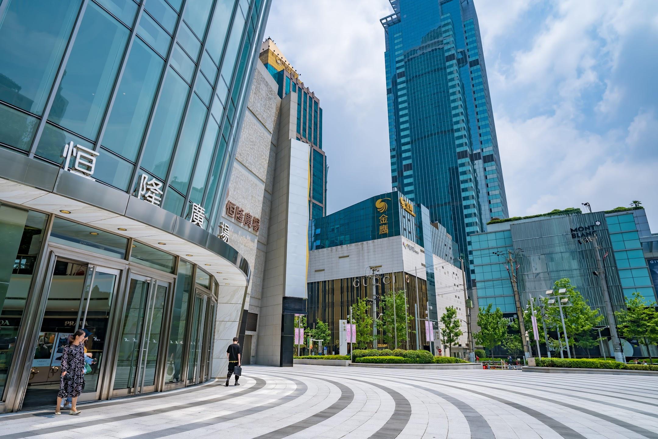 上海 恒隆広場(Plaza 66)2