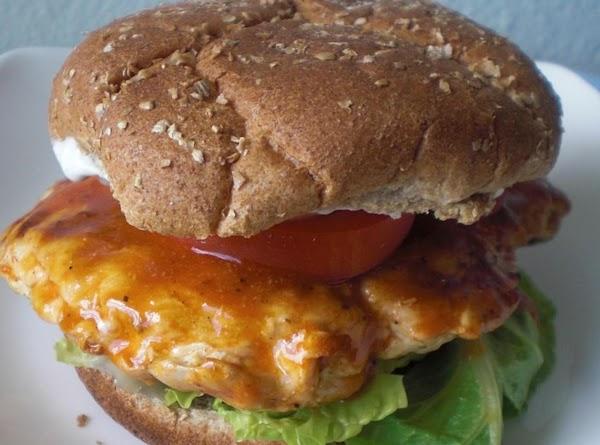 Perfect Buffalo Chicken Sandwiches Recipe