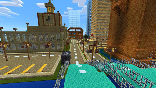 Flash Craft: Sandbox Adventures Building Explore 20.1 screenshots 3