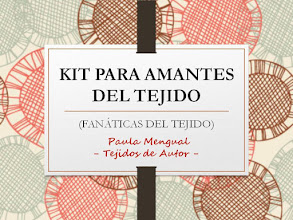 Photo: KIT PARA AMANTES DEL TEJIDO