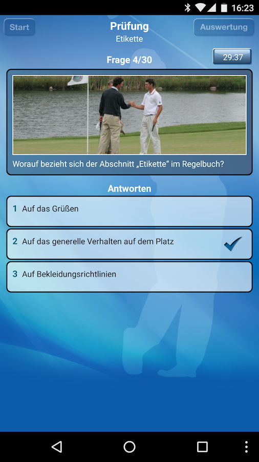 iPlatzreife- screenshot