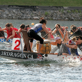 Go, Go, Go by Yves Sansoucy - Sports & Fitness Watersports