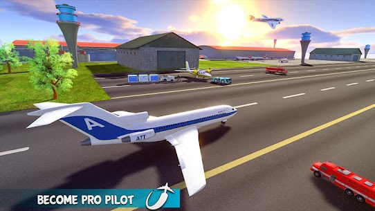 City Airplane Pilot Flight Mod Apk 2.27 [Unlimited Money] 10
