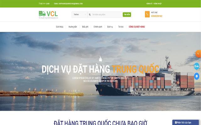 Công Cụ Đặt Hàng Ship Hàng Quảng Châu 24h