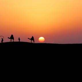 by Manav . - Landscapes Sunsets & Sunrises