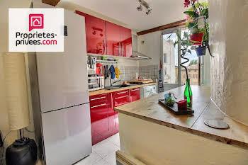 Appartement 2 pièces 33,4 m2