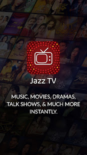 Jazz TV: Live News - Cricket - Drama - Music - Apps on