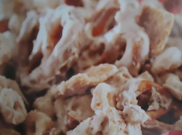Norma's Party Pretzel Cereal Crunch Recipe