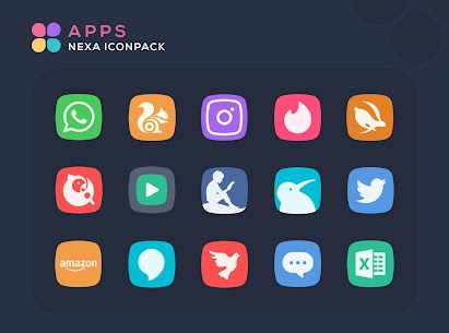 Nexa Icon Pack v1.3 [Patched] 3