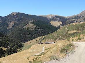 Photo: jolie piste de montagne... la plus roulante de la balade