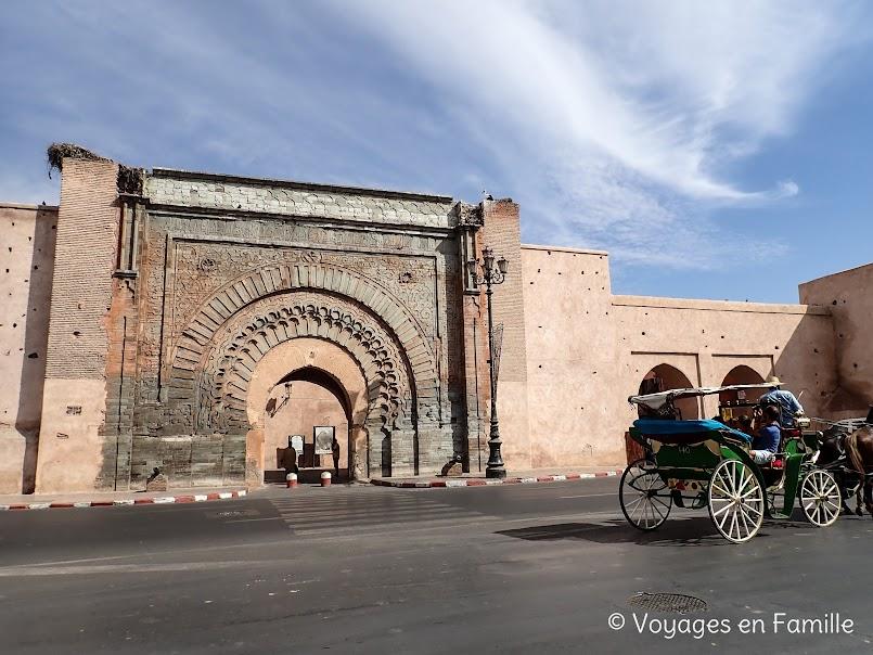 Marrakech - Bab Agnaou