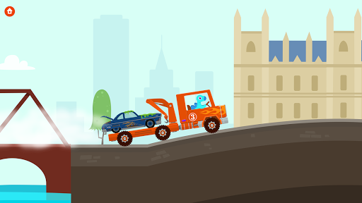 Dinosaur Rescue: Trucks 1.0.7 screenshots 2