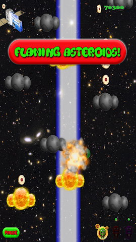 android Alien Jump Free Screenshot 4