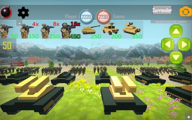 World War III: European Wars Android 17