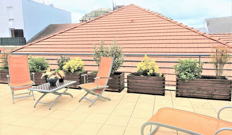 Appartement avec terrasse Les Lilas