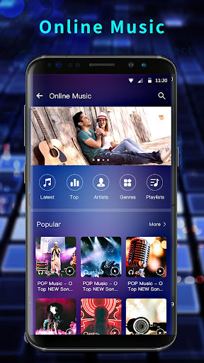 Equalizer Music Player and Video Player 2.9.27 Screenshots 6