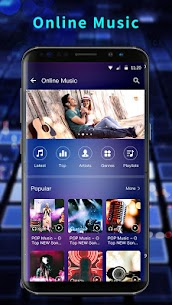 Equalizer Music Player and Video Player App Latest Version  Download For Android 6