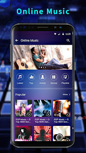 Equalizer Music Player and Video Player