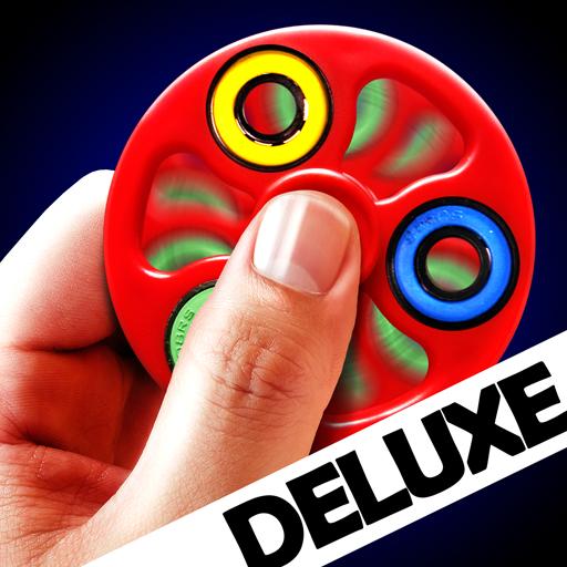 Hand spinner simulator deluxe
