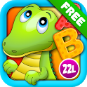 Alphabet Aquarium Learning for 2-5 year olds Lite icon