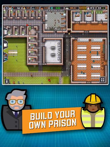 Prison Architect: Mobile 2.0.7 screenshots 6