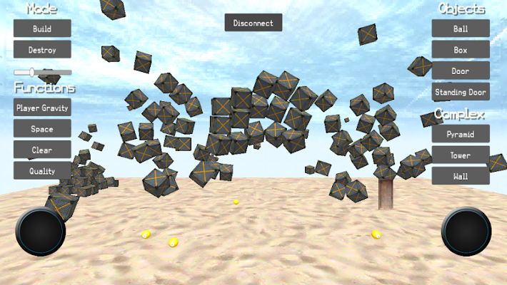 Physics Sandbox 2 Multiplayer - screenshot