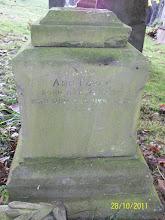 Photo: 47-Ann Povey, born November 17th 1859, survived birth 9 hours