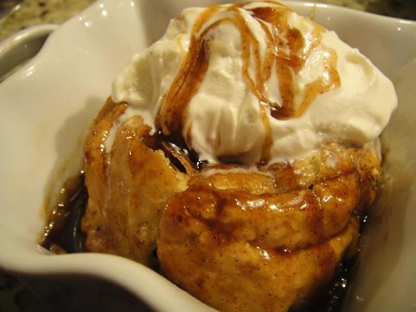 Apple Dumplings With Spiced Bourbon Caramel Sauce Recipe