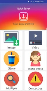 Quick Saver - Story, Image and Video Downloader - náhled