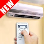 AC Remote -  Universal  all Air Conditioner 3.6.8
