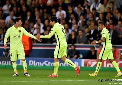 Atlético laat het afweten, Barça (dankzij heerlijke vrijschop Messi) en Real strijden op laatste speeldag om titel
