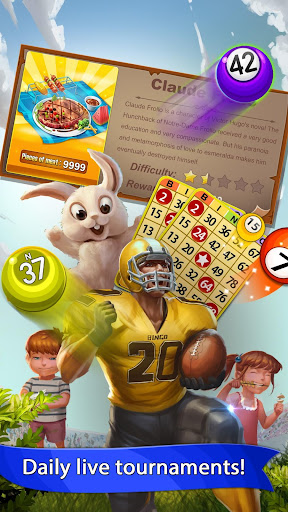 Bingo Blaze -  Free Bingo Games 2.1.3 {cheat|hack|gameplay|apk mod|resources generator} 4