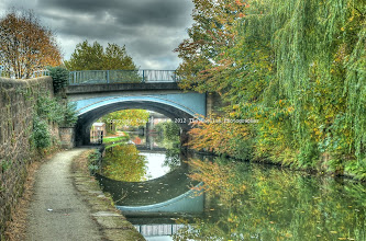 Photo: Bridgewater Canal, Runcorn Old Town