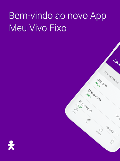 Meu Vivo Fixo 5.0.24 screenshots 1