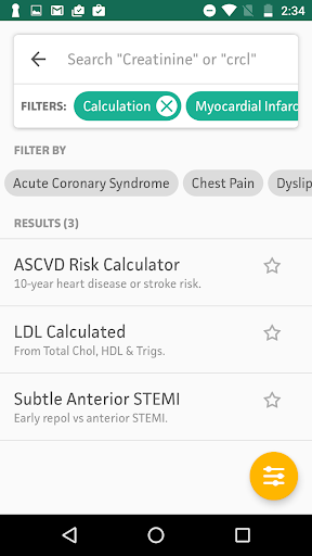 MDCalc Medical Calculator 1.0.22 screenshots 7