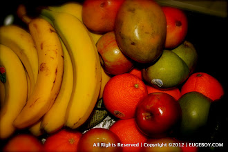 Photo: The colors in this image denote vibrant health to me.