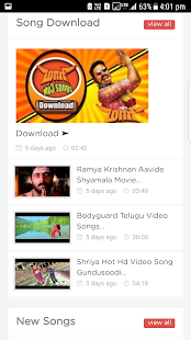 Telugu Songs Wap- screenshot thumbnail