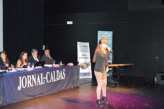 Photo: Micaela Manolo, do Colégio Rainha D. Leonor