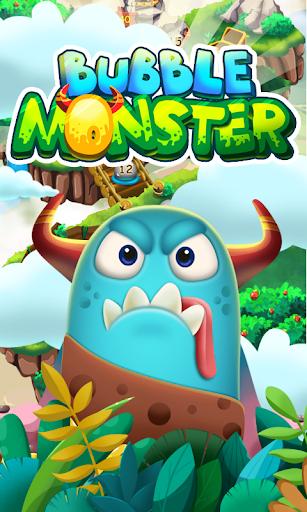 Bubble Monster screenshot 1