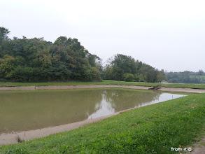 Photo: Pisiculture à l'étang du Pouy
