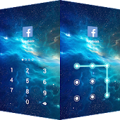 Stars Theme - AppLock