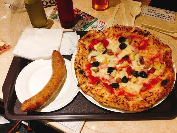 Solo Pizza Napoletana 台北店,世界冠軍的牧島披薩必吃🍕