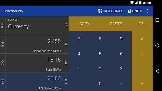 Convertor Pro Screenshot 1