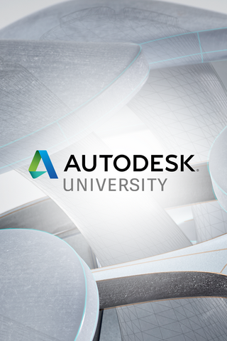 Autodesk University Mobile- screenshot