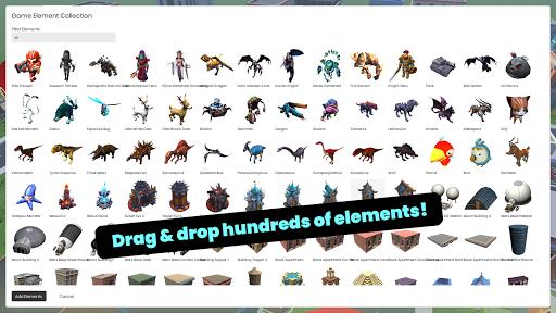 Struckd - 3D Game Creator 1.10.0 screenshots 7