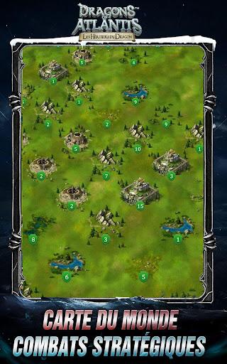 Dragons of Atlantis: Héritiers  captures d'écran 1