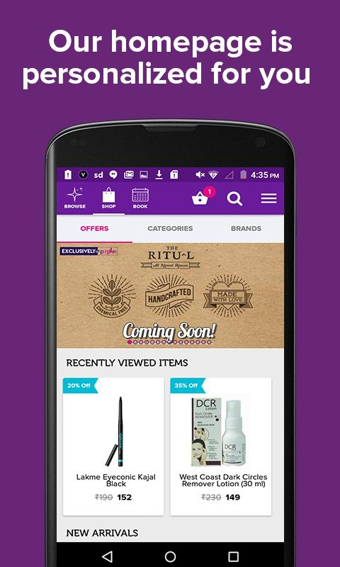 Purplle-Online Beauty Shopping- screenshot